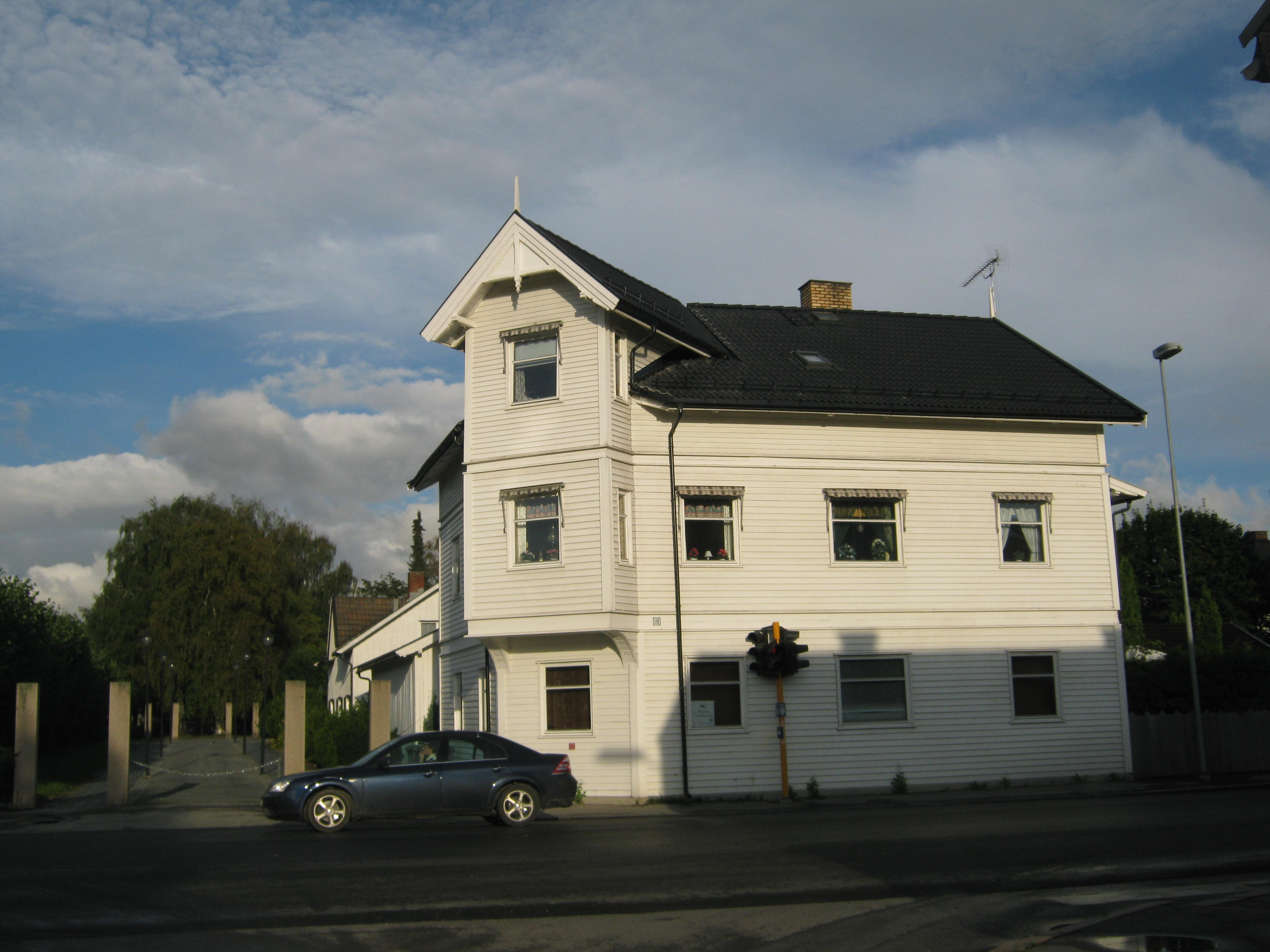 Villa Honefoss2